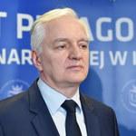 Jarosław Gowin: To nie krok w tył, tylko krok w bok