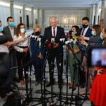 """Jarosław Gowin tworzy koło parlamentarne. """"Idziemy własną drogą"""""""