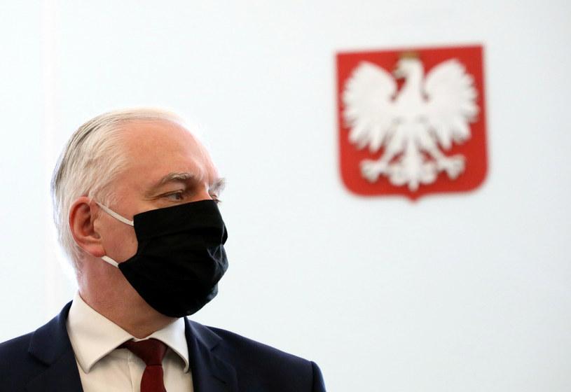 Jarosław Gowin; zdj. ilustracyjne /Jakub Kamiński   /East News