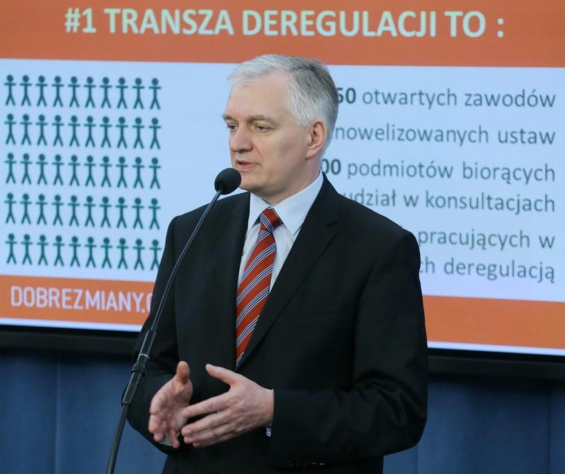 Jarosław Gowin /PAP