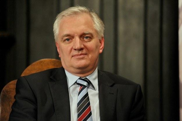 Jarosław Gowin /Łukasz Kalinowski /East News