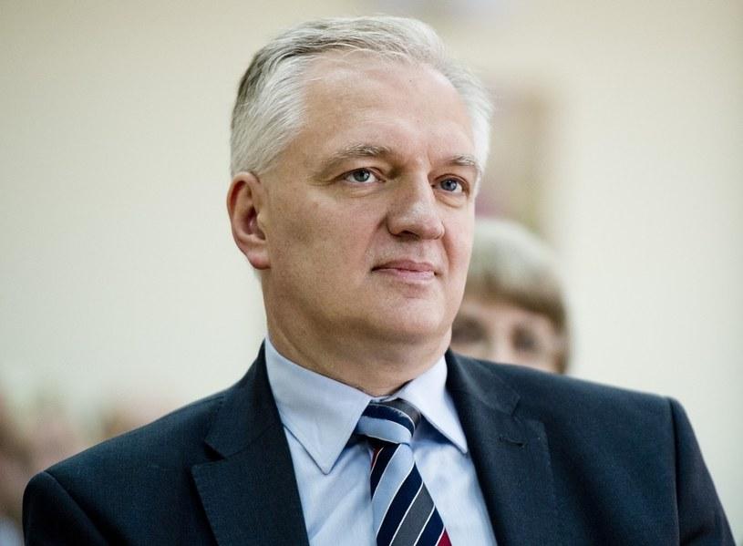 Jarosław Gowin /Piotr Tracz /Reporter