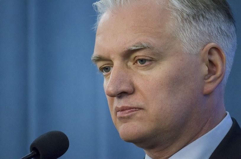 Jarosław Gowin /Krystian Dobuszyński /Reporter