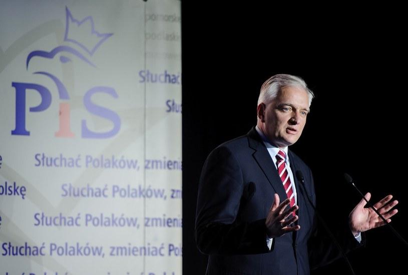 Jarosław Gowin /Rafał Oleksiewicz /Reporter
