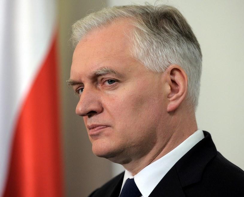 Jarosław Gowin /Jan Bielecki /East News