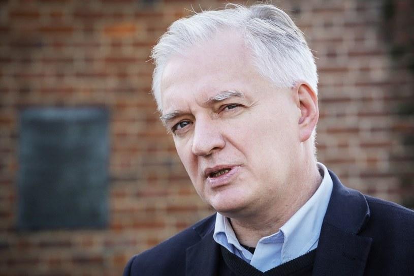 Jarosław Gowin /Beata Zawrzel /Reporter