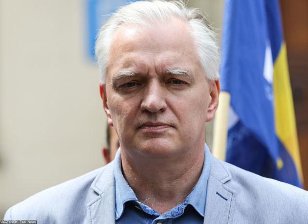Jarosław Gowin /Jan Graczyński /East News