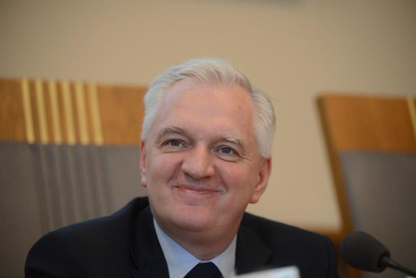 Jarosław Gowin /Mariusz Kapala /East News