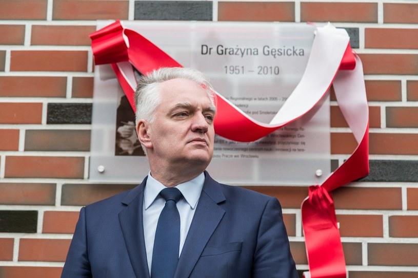 Jarosław Gowin /Krzysztof Kaniewski /Reporter