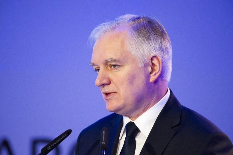 Jarosław Gowin /Wojciech Stróżyk /Reporter