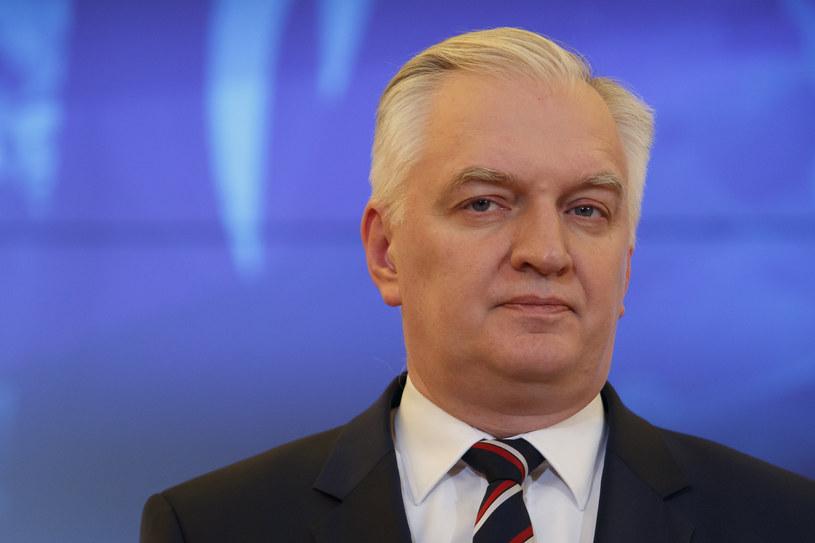 Jarosław Gowin /Krystian Maj /Agencja FORUM