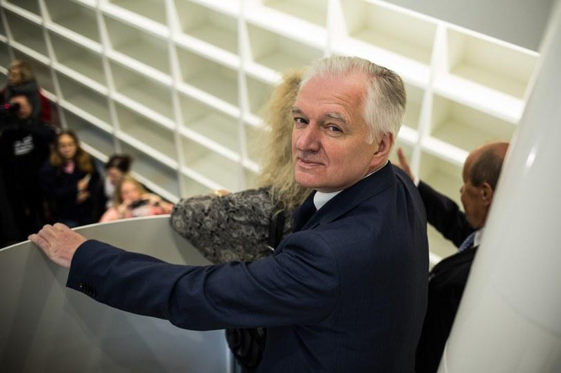 Jarosław Gowin /Marek Kuwak /Reporter