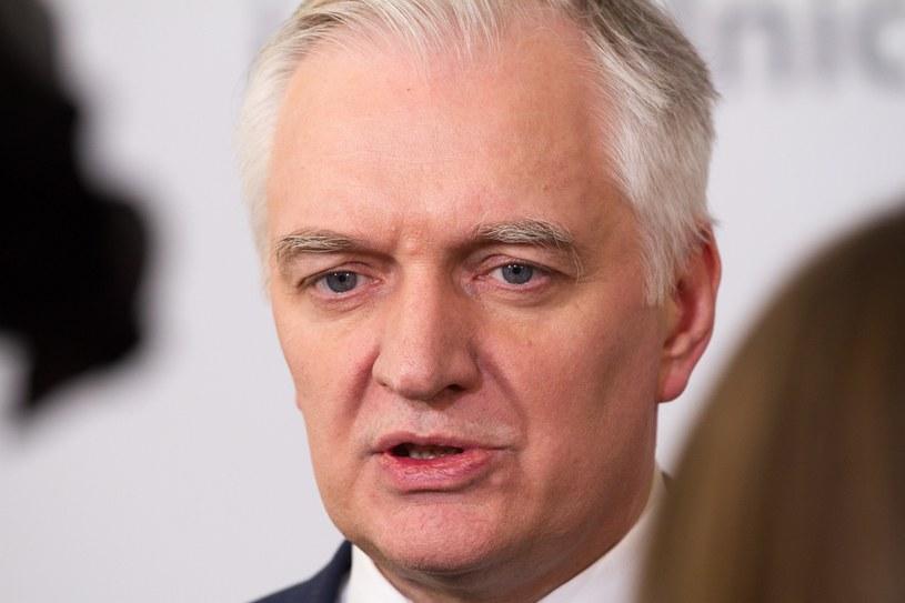 Jarosław Gowin /Pawel Wisniewski /East News