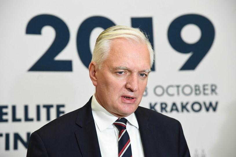 Jarosław Gowin /Jacek Bednarczyk   /PAP