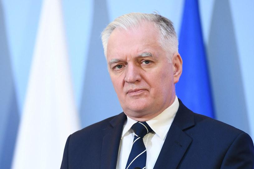 Jarosław Gowin /Rafal Oleksiewicz /Reporter