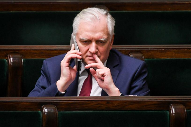 Jarosław Gowin /Jacek Domiński /Reporter