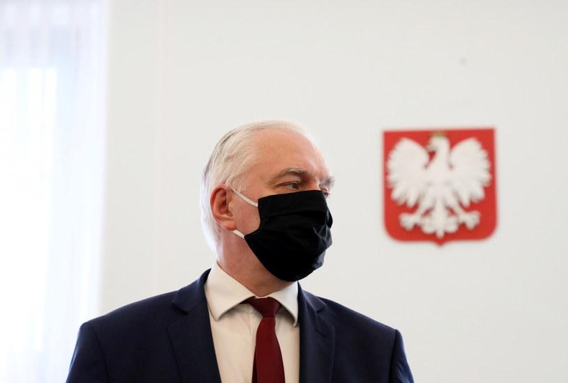 Jarosław Gowin / Jakub Kamiński    /East News