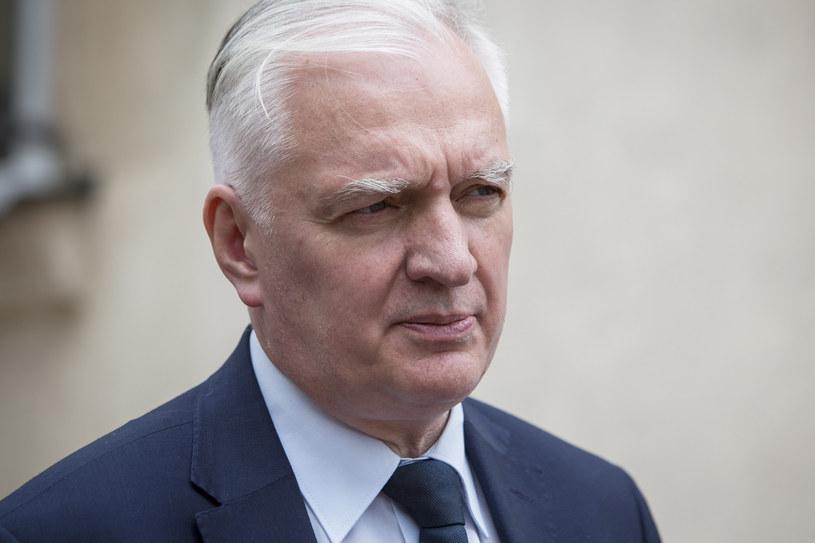 Jarosław Gowin /Marek Maliszewski  /Reporter