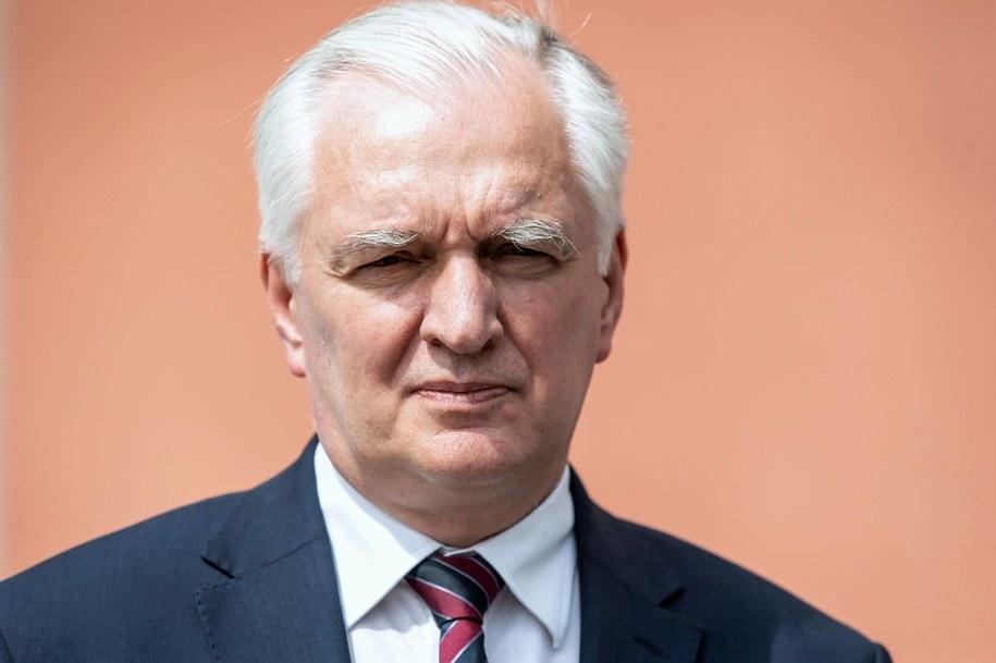 Jarosław Gowin / Tytus Żmijewski    /PAP