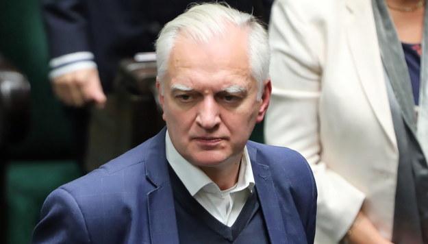 Jarosław Gowin /Wojciech Olkuśnik /PAP