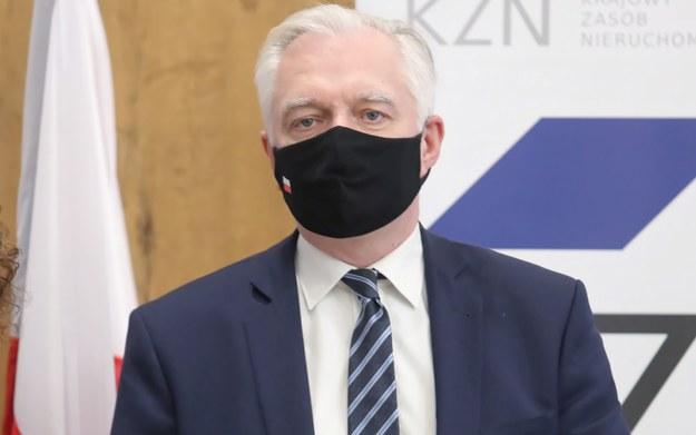 Jarosław Gowin /Roman Zawistowski /PAP