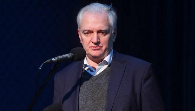 Jarosław Gowin //Łukasz Gągulski /PAP