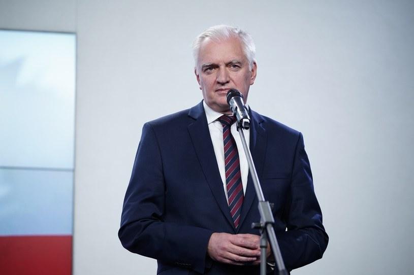 Jarosław Gowin /Mateusz Wlodarczyk /Agencja FORUM
