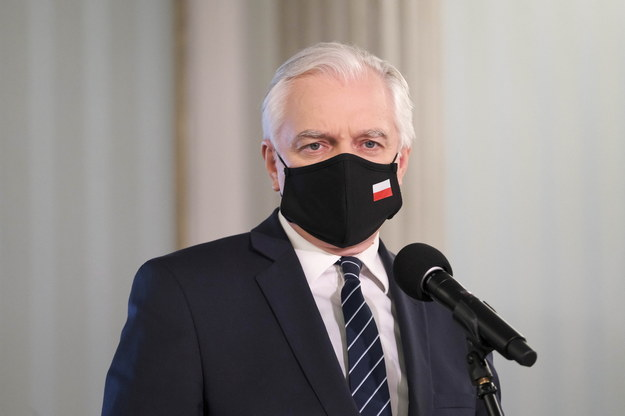 Jarosław Gowin /Mateusz Marek /PAP