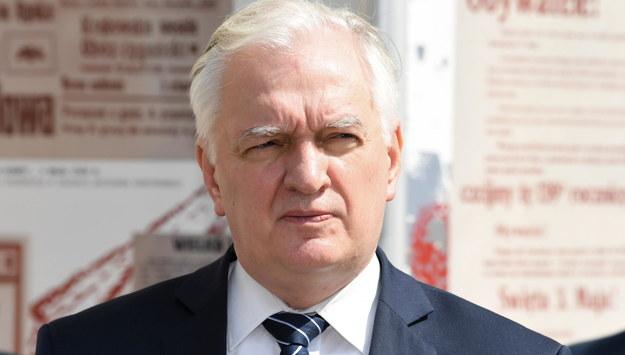 Jarosław Gowin /Darek Delmanowicz /PAP