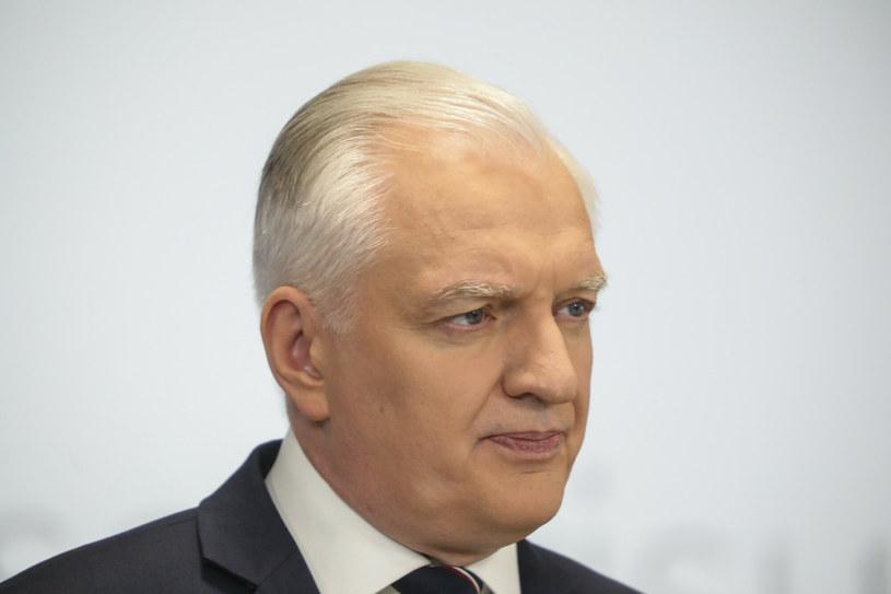 Jarosław Gowin /Adam Burakowski /Reporter