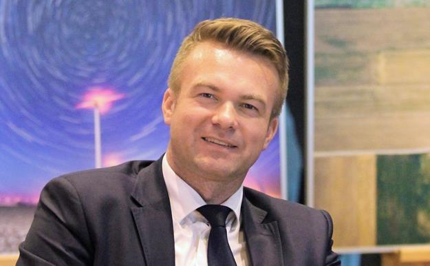 Jarosław Grzywiński, p.o. prezesa GPW. Fot. Robert Ostrowski /Agencja SE/East News