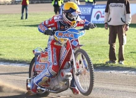 Jarosław Hampel, fot. Łukasz Trzeszczkowski /Agencja Przegląd Sportowy
