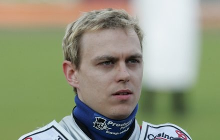 Jarosław Hampel to ważny zawodnik Unii Leszno /Agencja Przegląd Sportowy