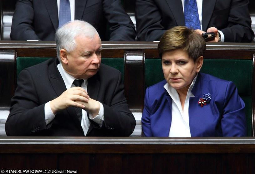 Jarosław i Beata /- /East News