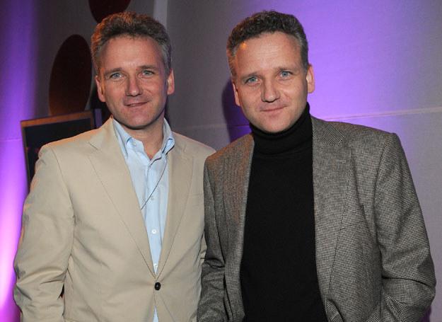 Jarosław i Jacek Kret /Andras Szilagyi /MWMedia