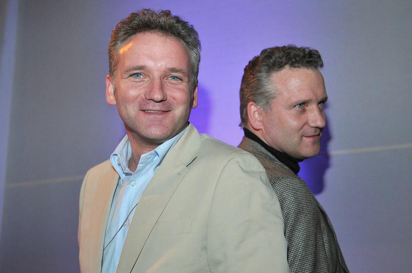 Jarosław i Jacek /- /AKPA