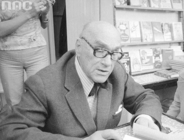 Jarosław Iwaszkiewicz został prezesem Związku Literatów Polskich /Z archiwum Narodowego Archiwum Cyfrowego