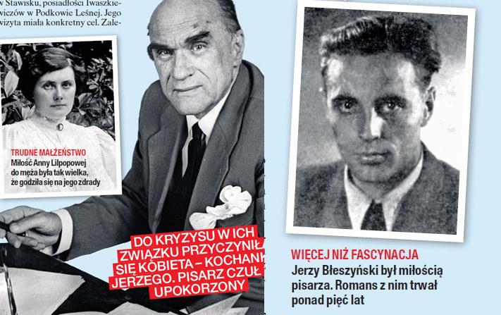 Jarosław Iwaszkiewicz żył w trójkącie. Żona wiedziała o jego młodym przyjacielu /Na żywo