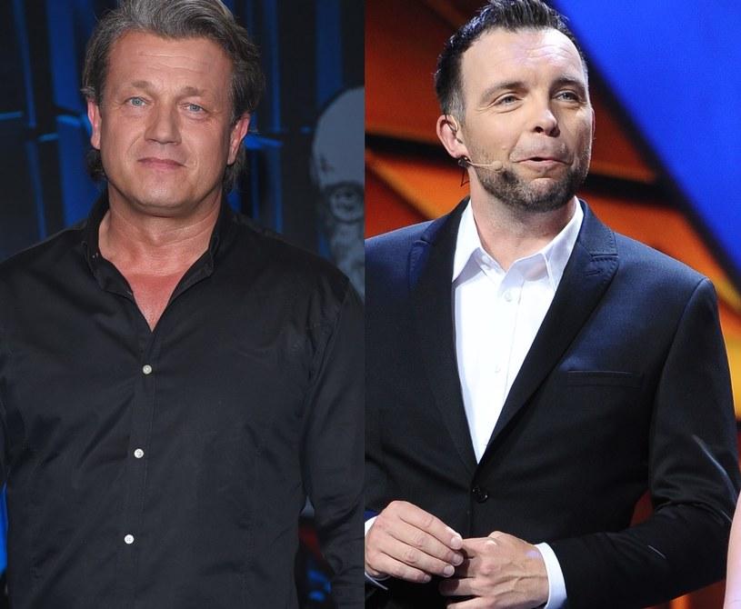 Jarosław Jakimowicz i Marcin Wójcik /MWMedia /MWMedia
