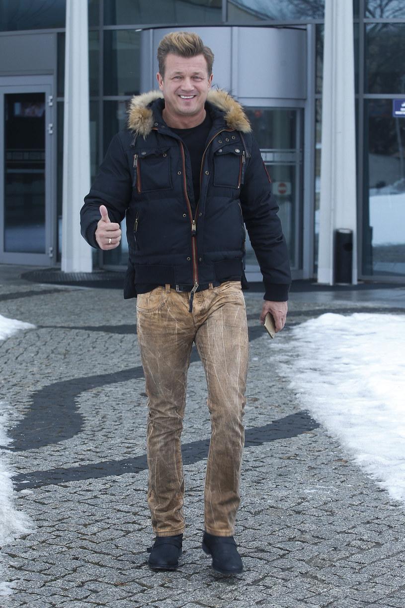 Jarosław Jakimowicz znowu pojawi się w serialu /AKPA