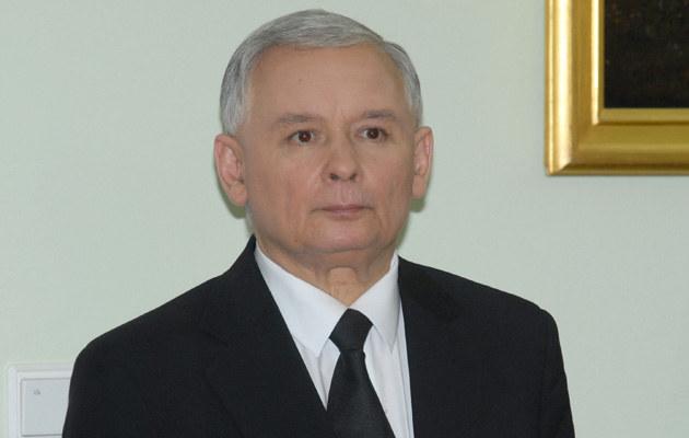 Jarosław Kaczyński  /MWMedia