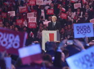 Jarosław Kaczyński: Andrzej Duda ma szansę na zwycięstwo, ale jest warunek
