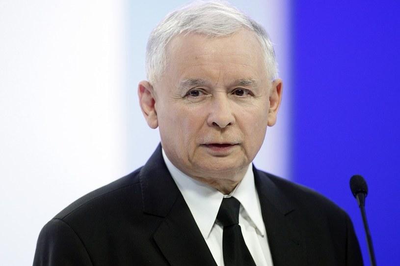 Jarosław Kaczyński chce krótszej kadencji kierownictwa partii /Adam Guz /Reporter