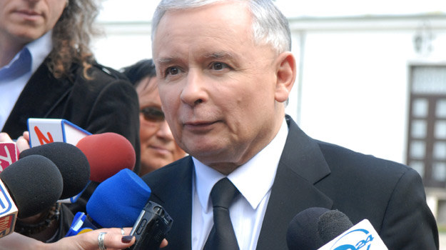 """Jarosław Kaczyński domaga się, by """"Szkło kontaktowe"""" zniknęło z anteny / fot. Marek Ulatowski /MWMedia"""