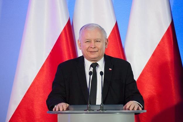 Jarosław Kaczyński. Fot. Aleksandra Szmigiel-Wiśniewska /Reporter