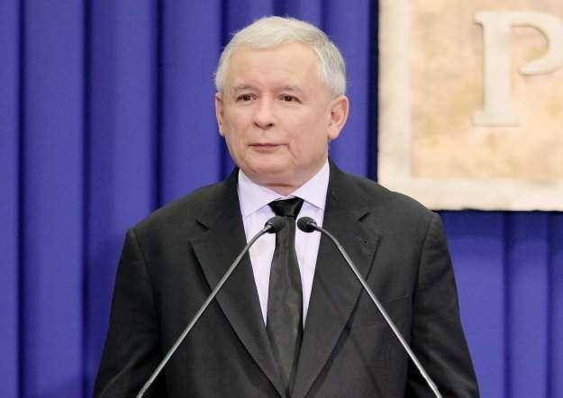 Jarosław Kaczyński, fot. P. Supernak /PAP