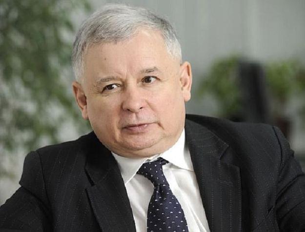 Jarosław Kaczyński, fot. R. Zalewski /Agencja SE/East News