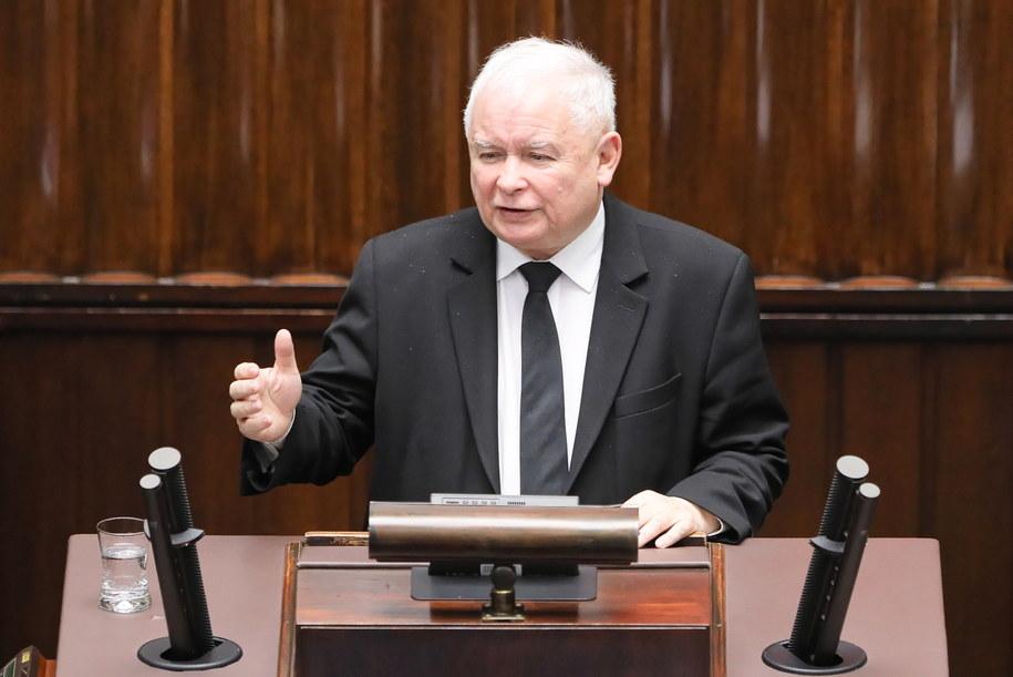 Jarosław Kaczyński jest jednym z członków zespołu przyjaciół zwierząt /Paweł Supernak /PAP