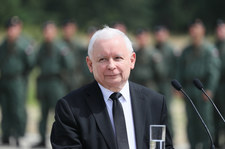 Jarosław Kaczyński: Kłaniamy się nisko i dziękujemy za wierną służbę żołnierzom