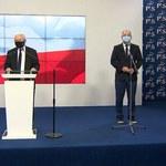 Jarosław Kaczyński: Klub PiS ma 232 posłów, wraca Małgorzata Janowska